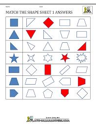 geometry worksheets for 2nd grade worksheets