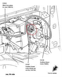 solved rear blower motor resistor for 1998 ford fixya