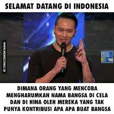 Meme Dan Rage Comic Indonesia - welcome to indonesia meme rage comic indonesia facebook