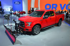 ford truck png ford to offer snow plow prep option for 2015 f 150 truck