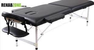 Roller Massage Table by Portable Massage Bed