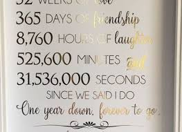 best anniversary gifts 7 gift ideas for wedding anniversary best wedding