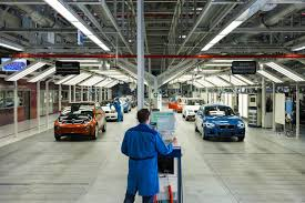 bmw factory assembly line the electric bmw i3 september 2013