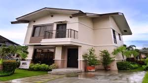 box type house design in the philippines youtube