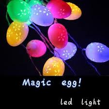 best easter eggs plastic egg creative lighting led battery lights