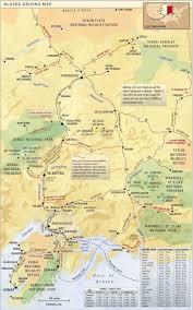 Driving Maps Alaska Materials Alaska Maps