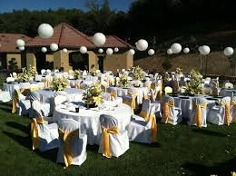 Backyard Wedding Decorations Ideas 12 Beautiful Outdoor Backyard Wedding Ideas All About Home Design