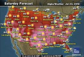 us weather map this weekend an heat wave will blanket much of the u s this week
