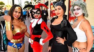comic con the power and politics of cosplay nbc4 washington