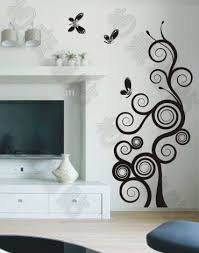 Free Shipping Big tree wall stickers decor decals in Wall Stickers