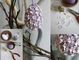 easter ornaments 12 diy easter home decorating ideas simple yet creative