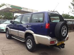 nissan terrano 1990 used 1997 nissan terrano ii 2 4i se 5dr for sale in worcestershire