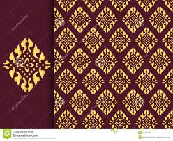traditional design asian traditional art design vector thai traditional design lai