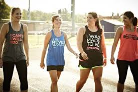 this woman makes plus size fitness clothes so nobod
