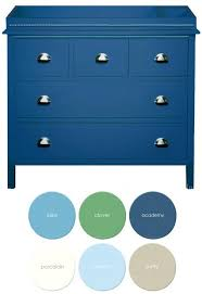 Blue Changing Table Tailored Child S Bedroom New Collection From House By