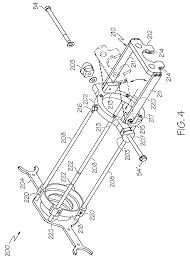 patent us8100307 oxygen bottle carrier for use with x frame patent drawing