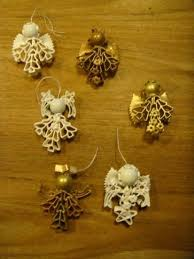 140 best pasta ornaments images on pasta crafts