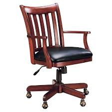 Mission Style Home Office Furniture by Nice Interior For Leather Wood Office Chair 57 Office Furniture