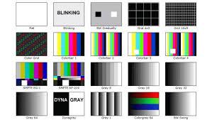 color pattern generator hdmi dvi video pattern signal generator monitor repair vga cable