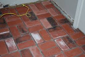 Brick Pavers Pictures by This U0026 That Kitchen Floors