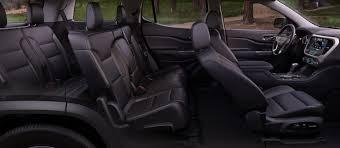 gmc terrain back seat 2017 gmc acadia randolph nj jim salerno buick gmc