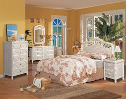 wicker bedroom furniture u2013 feel the glory and elegance of the