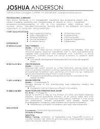 examples of a customer service resume professional field service technician templates to showcase your resume templates field service technician