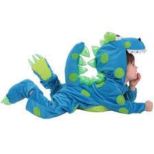 Toddler Dragon Halloween Costumes Toddler Everett Blue Dragon Halloween Costume Walmart