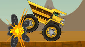 videos of monster trucks for kids monster trucks stunts game play videos cartoons for kids
