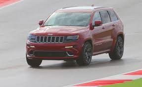 first jeep cherokee 2014 jeep grand cherokee srt first drive u2013 review u2013 car and driver