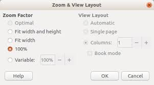 layout view zoom how to zoom in zoom out in libreoffice calc sheet libreofficehelp com