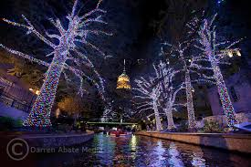 downtown san antonio christmas lights san antonio lights darren abate media
