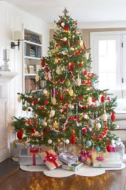 decorate trees ideas decorated artificial