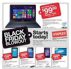 staples black friday ad 2014 money saving