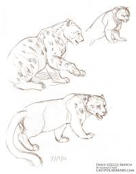 daily animal sketch 104 арты pinterest animal sketches snow