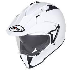 suomy motocross helmets suomy mx tourer helmet white woema shop