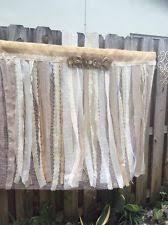 wedding backdrop garland fabric wedding hanging decorations ebay