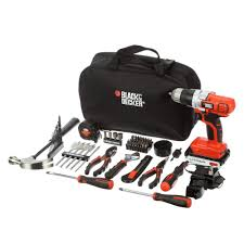 black decker 20 volt max lithium ion cordless drill and project
