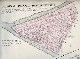 Pittsburgh Subway Map by Pittsburgh 250
