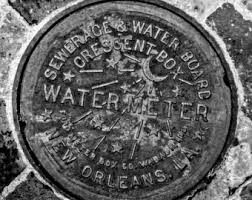 new orleans water meter necklace new orleans water meter print poster original louisiana