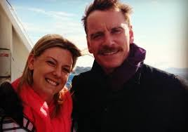 A Light Between Oceans Pic Michael Fassbender In New Zealand Moustache For New Film