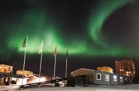 Solar Activity Northern Lights by Northern Lights In Kiruna Camp Ripan