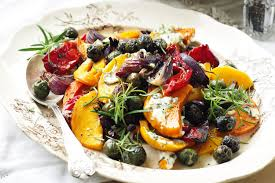 Roasted Vegetables Recipe by Mediterranean Roast Vegetables