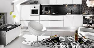 modren modern kitchen black and white throughout design decorating