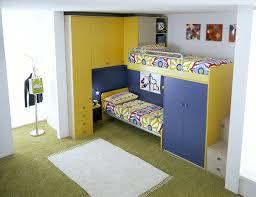 idées de chambre pour deux et trois enfants