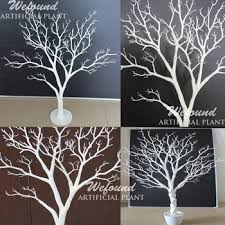 tree centerpiece artificial wedding centerpiece wedding decoration tree view