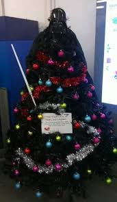 Darth Vader Christmas Tree Topper by Ms Ellaneous Christmas Collectibles At Roger U0027s Garden