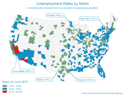 Metro In Chicago Map by Chicago Metro Unemployment Rate Decreases To 6 0 In June 2015