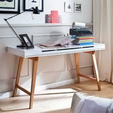 Pc Schreibtisch Buche Schreibtisch Fino In Weiß Aus Buche 140 Cm Breit Wohnen De