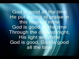May The God Of All Comfort God Is Good All The Time Youtube